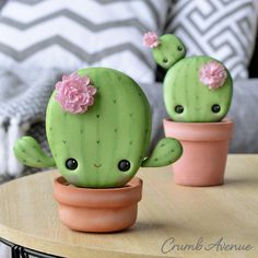Terrific No Cost Cactus Flower fondant Suggestions Cacti as well as succulents . - Terrific No Cost Cactus Flower fondant Suggestions Cacti as well as succulents usually are vegetat - Polymer Clay Kawaii, Polymer Clay Charms, Polymer Clay Cupcake, Cake Topper Tutorial, Cake Toppers, Fondant Tutorial, Diy Clay, Clay Crafts, Boule Anti Stress