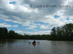 kayaking in VA. http://www.elizardbreathspeaks.com/2014/05/where-do-u-wanna-b-2.html