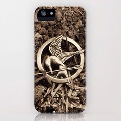 Need this hunger games iphone case