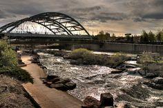 Confluence Park   Denver   Colorado   USA   lifestyle   nature