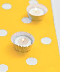 Clever DIY tips for decorating a party without spending a fortune.