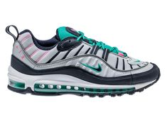 c32a96fd56 This Nike Air Max 98 Is Releasing On Easter Sunday South Beach, Foot Locker,