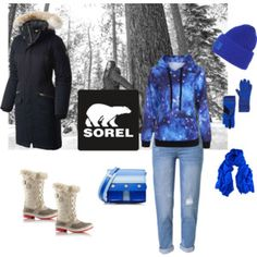 Tame Winter with SOREL: Contest Entry
