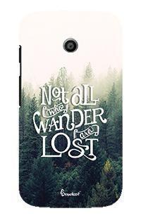 Wander Moto E (1st Gen.) Phone Case
