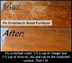 repair wood