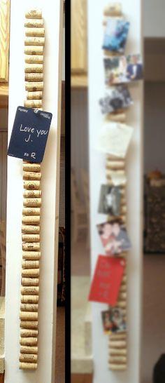 fbcdn-sphotos-b-a … - Diy Wood Crafting Cork Crafts, Fun Crafts, Diy And Crafts, Diy Wood Projects, Projects To Try, Idee Diy, Do It Yourself Projects, Crafty, Handmade