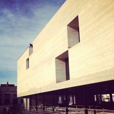 Aires Mateus . Centre de Création Contemporaine Olivier Debré (CCCOD) . Tours (4)