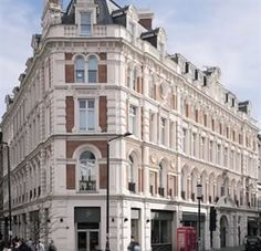 Leicester Square: Beautiful offices overlooking one of London's most famous sights. #monopoly #london