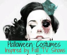 Halloween Costumes Inspired by Fall TV Shows | thegoodstuff