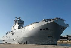 Picture of the FS Tonnere (L0914) The FS Tonnere amphibious assault ship is a modern French vessel used to support land-based forces attacking from the sea.