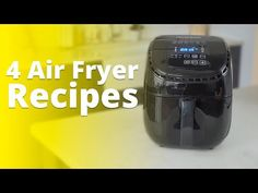 Trying to eat healthier? Trust me, the struggle is real. You don't have to give up fried foods for good — just change the way you fry them. Cue the air fryer. If you want to get into the air fryer. Air Fryer Oven Recipes, Air Frier Recipes, Air Fryer Dinner Recipes, Ninja Cooking System, Cooks Air Fryer, Copykat Recipes, Air Frying, Cooking Recipes, Cooking Pork