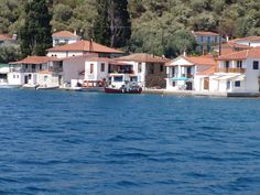 Trikiri, Pilion We The People, Places Ive Been, Greece, Journey, Europe, Mansions, Country, House Styles, Beautiful