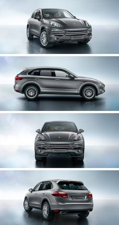 It's not easy to take a virtually perfect vehicle concept and improve upon it. However, the bigger the challenge, the more exciting the result can be: The #Porsche #Cayenne Platinum Edition. Learn more: http://link.porsche.com/cayenne-platinum?pc=92AAPPINGA Combined fuel consumption in accordance with EU 5: 9.9-7.2 l/100 km, CO2 emissions 236-189 g/km