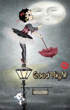 BETTY BOOP IMAGES..... Good Night & sweet dreams
