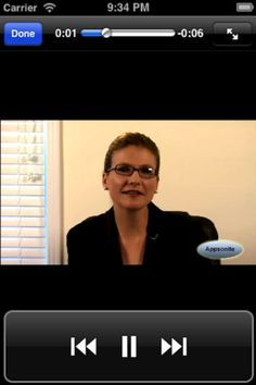 Job Interview App ($0.00) Job Interview Video Tutorial. Train for the important job interview in the comfort of your home. Listen to the interview questions, hear the suggested approach and see the answer, all in this job interview video tutorial app. This is a job interview guide that will help you ace the job interview.Take time now to practice your answer. Get advice from the Mentor in the app. And listen to the example answer to see how you did.