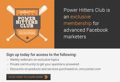 Facebook Remarketing: 8 Effective Website Custom Audience Strategies - Jon Loomer Digital