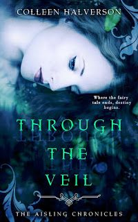 With Love for Books: Through The Veil by Colleen Halverson