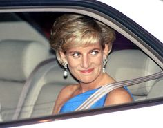 This is why Princess Diana stopped wearing her signature blue eyeliner -