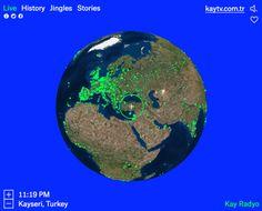 Radio Garden - random radio stations from all over the world