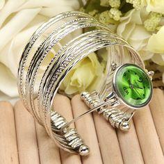 Wave Rings Bracelet Watch