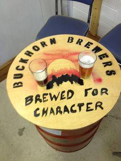 Buckhorn Brewers in Loveland, CO