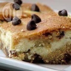 Foto recept: Cheesecake brownies