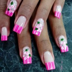Acrylics, Acrylic Nails, Pretty Hands, Flower Nails, Nail Art Designs, Amanda, Nail Polish, Mary, Beauty