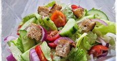 Rezepte mit Herz ♥: Olive Garden Salat