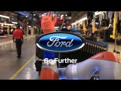 Ford shows how humans and robots work hand-in-hand on its assembly line | TechCrunch