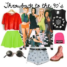 Throwback to the 90's