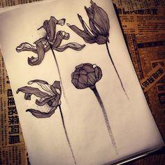 All Twisted and Textured Flower! Dispo pour être tatoué! Pour réserver >> futurballistik@hotmail.com #blackflower #flowerstattoo #fleur #tatouegedefleur #tatoueur #tattooer #tattooer #tattooartist #tattooart #tattoodesign #artistetatoueur #inkedbyguet #design #dotwork #dotworker #dotworktattoo #designtattoo #guet #graphism #sorrymummy #graphicdesign #graphictattoo #blackwork #blacktattoo #blackworker #blacktattooart
