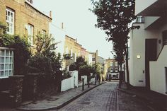 Around Hampstead in London / photo by rtotheobin
