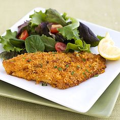 Catfish: Used this recipe on the catfish the kids caught. I hate fish, but this was great!