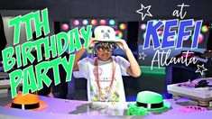 Check out all the fun at our son's Birthday party at Kefi. This unique Creative Play space is sure to be a hit with kids of all ages! Parenting Advice, Kids And Parenting, Atlanta Travel, Clown Faces, Creative Play, Toddler Preschool, 7th Birthday, Raising Kids, Mom And Dad