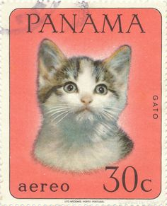Postage Stamp - Panama, 1980