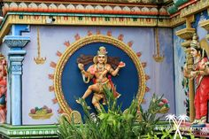 Bel Air, Asian Architecture, Elephant Sculpture, Antique Doors, Hindu Art, Art Mural, Temple, Paintings, Antiques