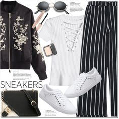 So Fresh: White Sneakers