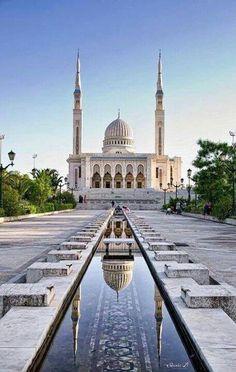 Masjid Emir Abdelkader, Constantine, #Algeria