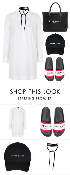 """""""Sans titre #1287"""" by frenchystyle ❤ liked on Polyvore featuring Unique and Givenchy"""