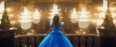 Lily James 'Cinderella' Waist Was the Result of a Corset and Genetics