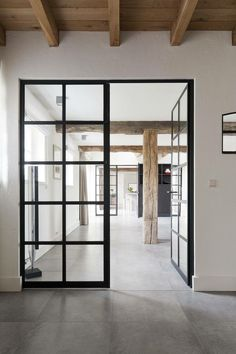 Stalen binnendeuren