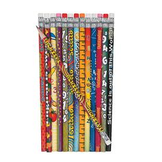 Flame Pencils Fireman Firefighter Theme HAPPY DEALS ~ 36 Pc
