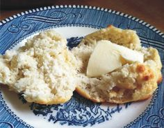 Almond Flour Biscuits ~ Low Carb • Grain Free