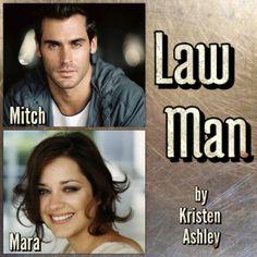 Law Man by Kristen Ashley  *5 Stars* Christy's Casting*
