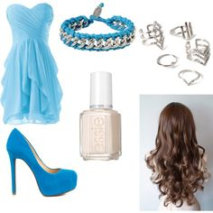 A beauty collage from February 2015. This is my special outfit for a date.... with Niall Horan