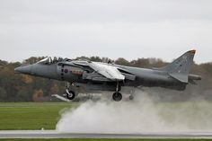 RAF Bae Harrier GR9 ZD321 from 4(R) Squadron, RAF Wittering.