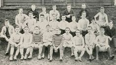 The first known photograph of the team before our first competitive match against St Albans, picture taken at Stonebridge Lock, Tottenham Marshes - 1885 Tottenham Hotspur Football, World Photography Day, Spurs Fans, White Hart Lane, Rare Images, St Albans, Team Pictures, School Football, North London