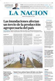 Las noticias de la Edición Impresa - LA NACION