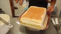 Ganache -Pré Cobertura p/ Bolos de Pasta Americana - YouTube