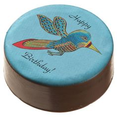 #Hummingbird Chocolate Covered Oreo Cookies - #Chocolates #Treats #chocolate